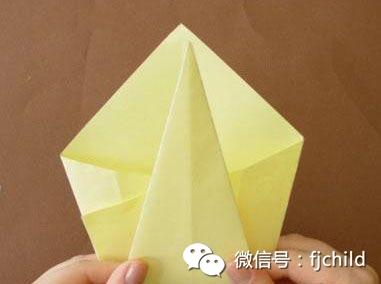 手工制作 折纸钱包教程