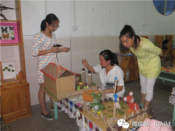简讯:漳平市宝娘幼儿园开展瓦楞纸创意制作比赛活动